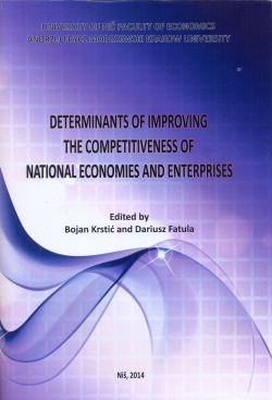 Determinants of improving the competitiveness of national economies and enterprises